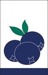 Blueberry Ex Flag