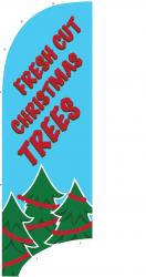 Christmas Trees Tail Flag Only