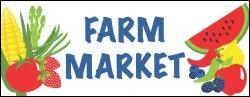 Farm Market Banner Digital