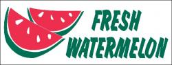 Watermelon Banner Digital