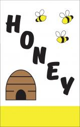 Honey Ex Flag