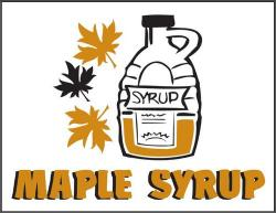 Maple Syrup Poly Marketeer