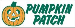 Pumpkin Patch Banner Digital