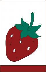 Strawberry Ex Flag
