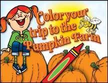 Pumpkin Coloring Book