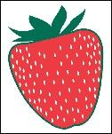 Strawberry Road Sign